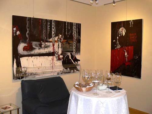 Vernissage Galerie Daliko Krems
